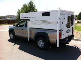 pop up cer toyota tacoma pop up truck cers for your tacoma come in many different styles