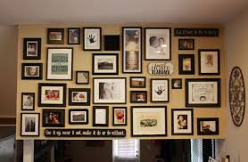 how to do a gallery wall kitchen gallery wall tutorial a steed s life
