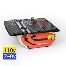 bench tile cutter husqvarna ts 230 f wet saw tile cutter in stock for uk next day
