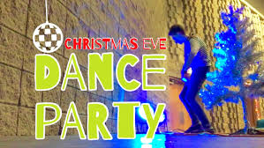 christmas eve dance party theofficialshow 12 days of christmas