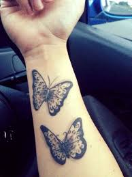35 best beautiful butterfly tattoos on wrist images on