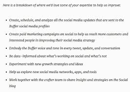Social Media Manager Resume Sample by Social Media Manager Job Description Marketing And Communications