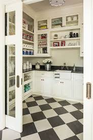 Walk In Kitchen Pantry Design Ideas Organized Walk In Pantry With A Sink Dreamy Kitchens Pinterest