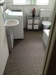 cheap bathroom flooring options