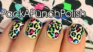 nail art animal print nail art designs diy rainbow nails animal
