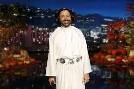 Princess Leia Halloween Costume Jimmy Kimmel Princess Leia Jimmy Kimmel U0027s Star Wars Halloween
