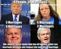 Newt Gingrich Meme - donald trump kim davis rush limbaugh newt gingrich break the