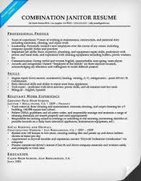 sweet inspiration janitor resume 16 janitor resume sample resume