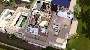 modern family house floor plan of modern family house 3d photo modern house plan