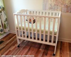 Baby Mini Cribs Ideal For Foster Parents Portable Folding Crib Mymcmlife