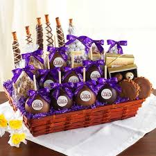 chocolate gift basket ultimate office chocolate gift basket