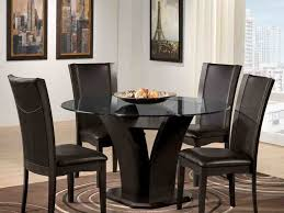 Tall Glass Table Kitchen Table Classy Tall Dining Room Tables Kitchen Table Round