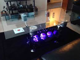 Coffee Tables With Led Lights My Made This V8 Coffee Table Fitted With Leds Rebrn