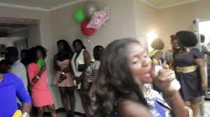 ghana party in new york agya wezi u0027s babyshower youtube
