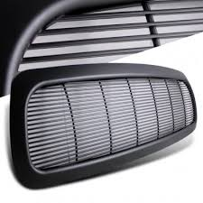 dodge dakota black grill dodge dakota 1997 2004 black billet grille a101cydy150