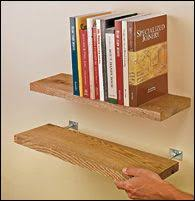 Wood Shelf Building Plans by Build Diy Floating Shelves With Ana White Wood Floating Shelves