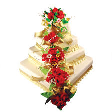 wedding cake online floral wedding cake premium online loaf chennai