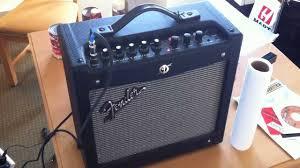 fender mustang ii v2 fender mustang i amplifier review