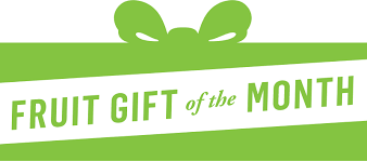 gift of the month fruit gift of the month club fruit clubs with free shipping