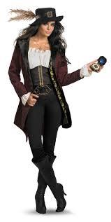 pirate costume halloween new pirates of the caribbean angelica prestige costume