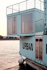 big u0027s urban rigger uses shipping containers to offer floating