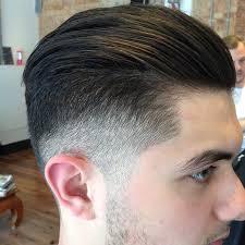 barber haircut styles straight slick hair haircut rockerbilly barber barberlife