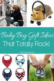 baby boy gift ideas that rock the best of best food