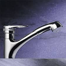 grohe eurodisc kitchen faucet europlus ii pull out spray 33939 from grohe