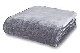 Faux Fur Throw Grey Catherine Lansfield Plain Raschel Large Throw Pink Amazon