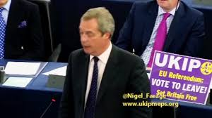 Daily Express News Desk Nigel Farage Speech How The European Dream Died At Brussels
