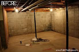 basement remodeling low ceiling comely landscape small room at