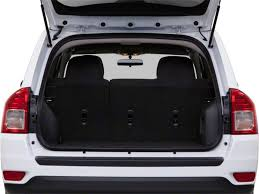 jeep compass trunk 2011 jeep compass price trims options specs photos reviews