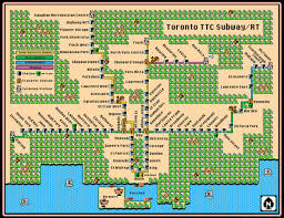 Ttc Map Guardians Of The Gallery Mario Maps Holo Trek Chocolate