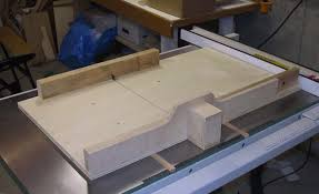 miter cuts on table saw tablesaw crosscut sled