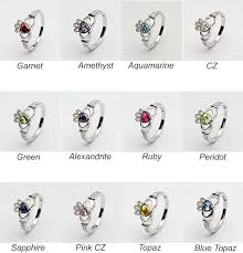 ring with birthstones shopoutofireland