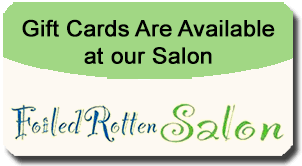 foiled rotten salon a jacksonville salon on baymeadows road