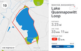 Map My Route by Run The World The Top 20 Running Routes In America Mapmyrun