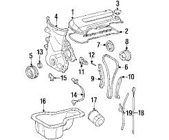 1998 toyota corolla engine diagram 2001 toyota corolla parts genuine toyota parts and accessories