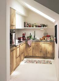 cuisine facade bois 12 small kitchens that us look my romodel