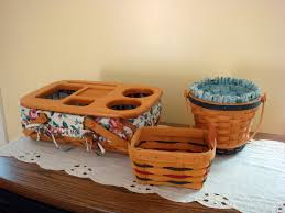 longaberger baskets handy man crafty woman have you seen these longaberger baskets