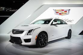 cadillac ats lease special 2016 cadillac ats v coupe white gm authority