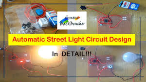 diy engineering projects automatic street light project automation engineering projects