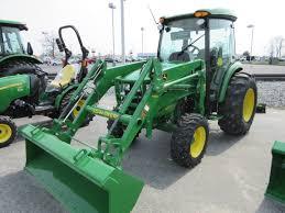 john deere 4052r cab tractor with h180 loader john deere