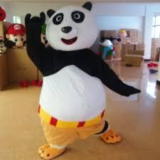 Kung Fu Panda Halloween Costumes Mascot Costume Branch Trolls