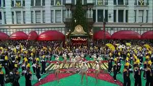 nc a t marching machine macy s day parade 2012