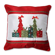 Decorative Christmas Pillows Throws by Christmas Throw Pillows Shop The Best Deals For Nov 2017
