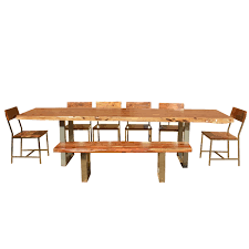 Acacia Wood Dining Room Furniture by 117