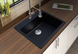 Winpro Granite Quartz  X  Single Bowl DropIn Kitchen Sink - Drop in kitchen sinks