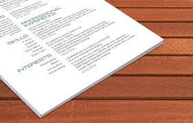 Best Resume Font Size For Calibri by A Good Resume Geek Ish Resume Mycvfactory