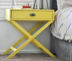 how to build an x leg accent table free plans anika u0027s diy life
